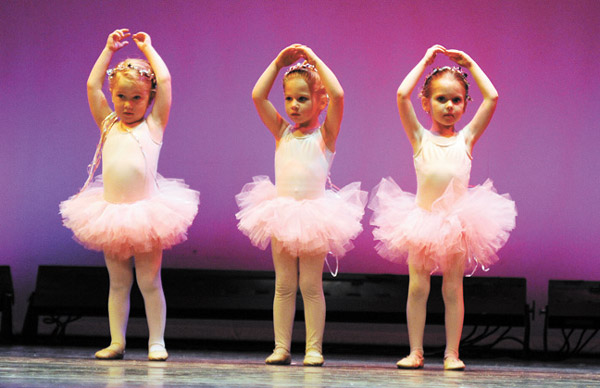 15a2ee421421 Kids Ballet Dance Classes