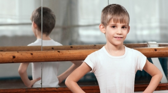 From Astaire to Baryshnikov: Encouraging Boys to Dance